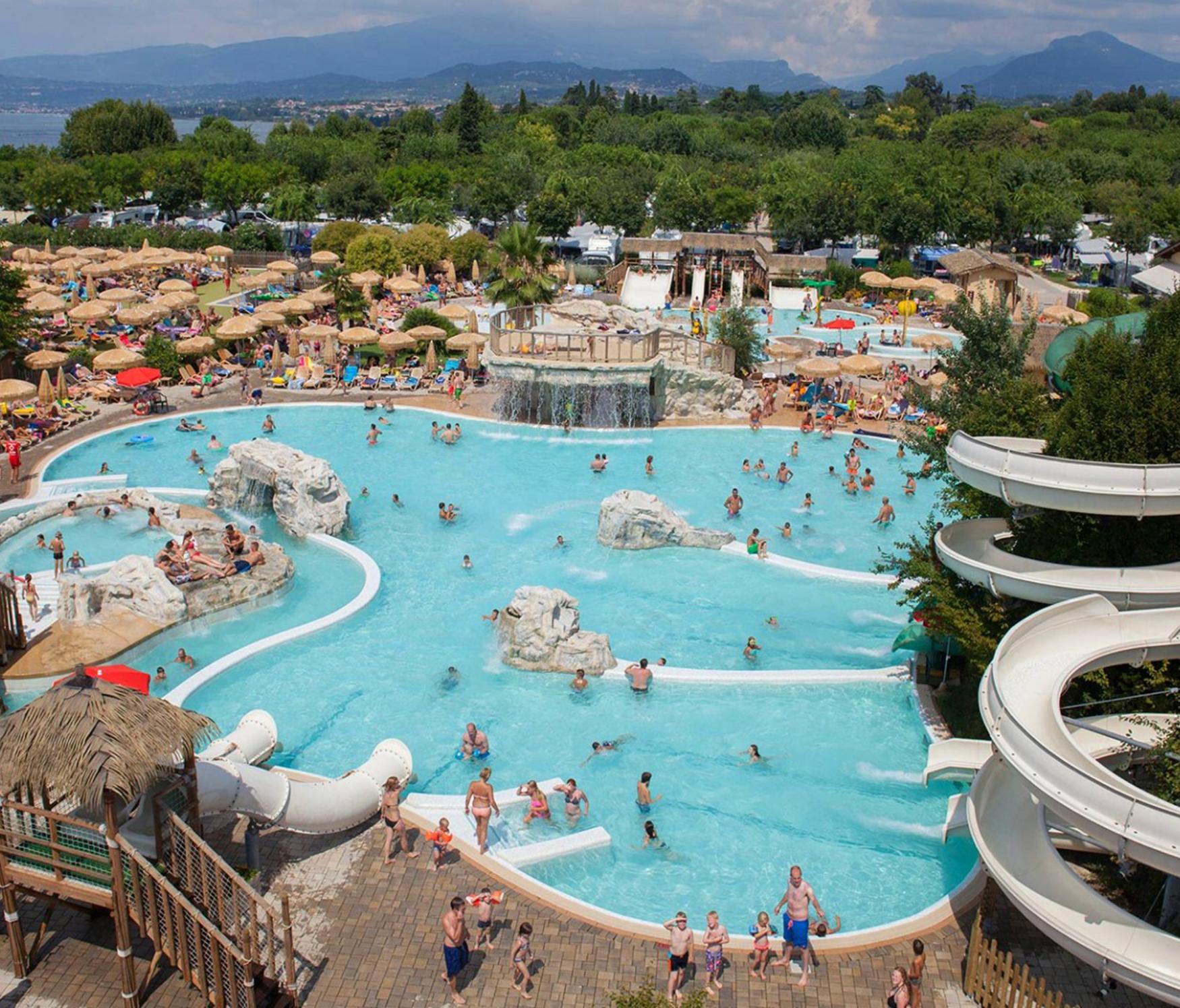 Caneva Acquapark Lazise Hotel Smerlado